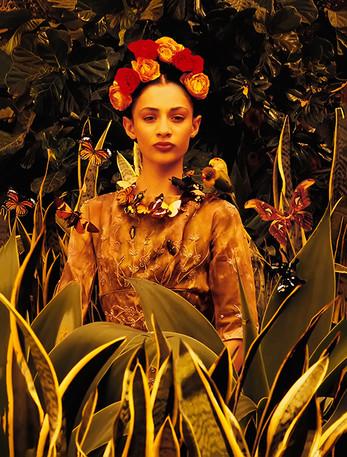 Dorit Lombroso Photography - After Frida Kahlo