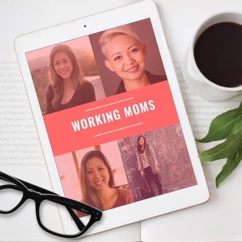TITT Talks Podcast - Episode 4: Working Moms