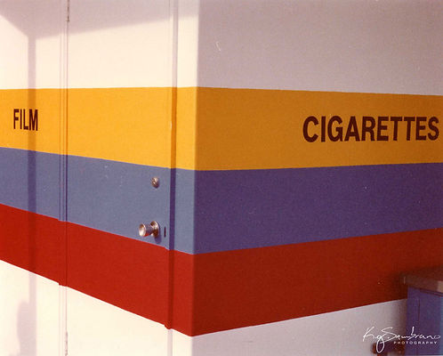 Film and Cigarettes 1982 k.g. Sambrano