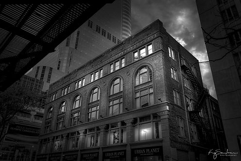 Downtown Toronto Building