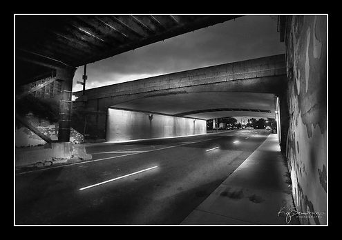 Underpass Toronto