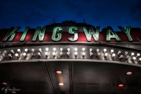 k.g Sambrano, Kingsway Cinema