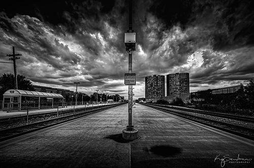 Go Station Toronto by k.g. Sambrano
