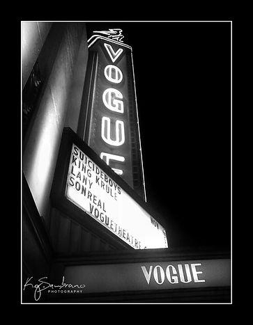 Granville Theatre Vancouver
