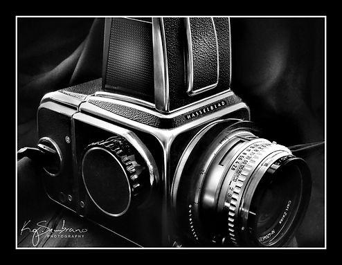 Hasselblad camera photo k.g. Sambrano