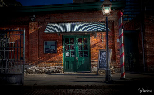 Restaurant, Distillery District Dist