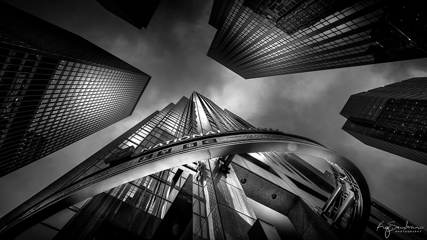 Urban landscape, Toronto, fine art photography