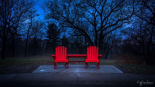 High Park, Chairs