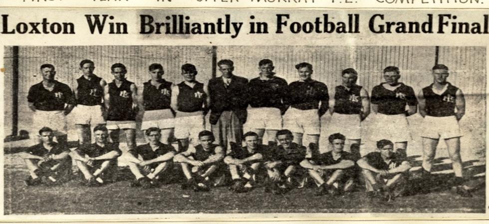 Premiership Team 1946