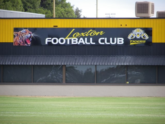 TIGERLAND - Home of the Mighty Loxton Tigers