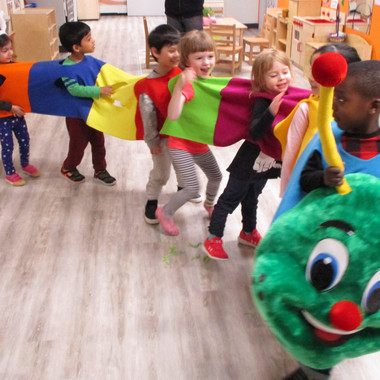 Kids Avenue Daycare Calgary Easter Day