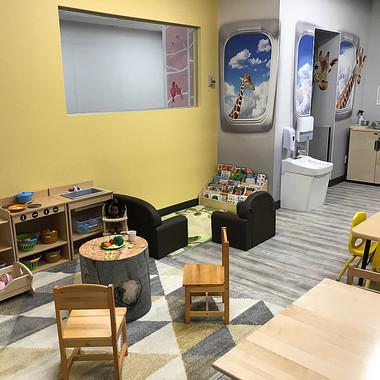 Kids Avenue Daycare Calgary Room 2