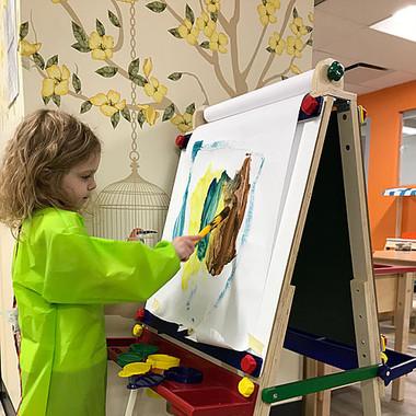 Kids Avenue Art Class