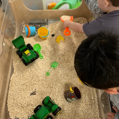 kids avenue dayare calgary sensory play