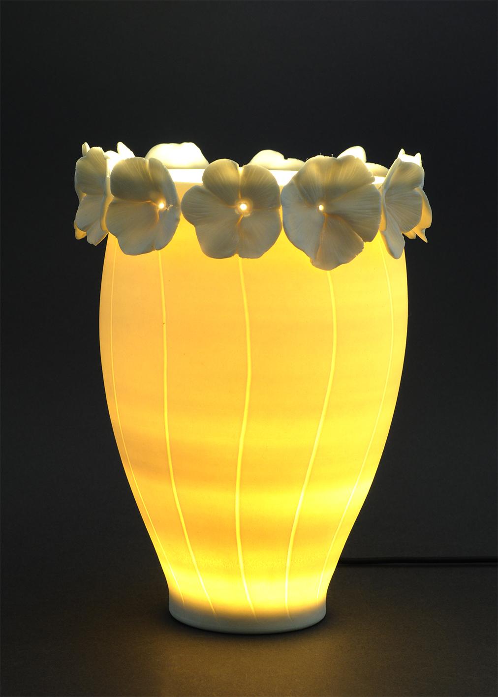 Blütenlampe