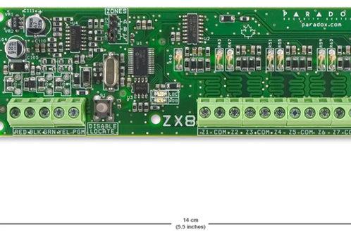Išplėtimo plokštė Spectra ZX8 SP