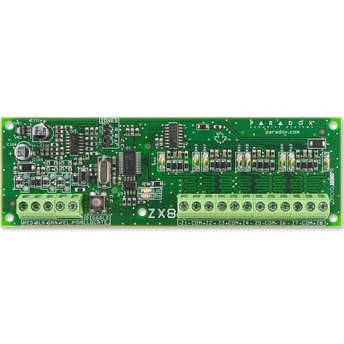 Išplėtimo modulis ZX8 8 zonų