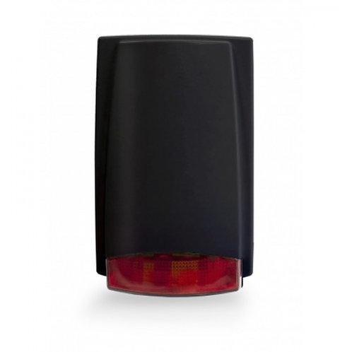 Juoda lauko sirena MR300 (raudona)