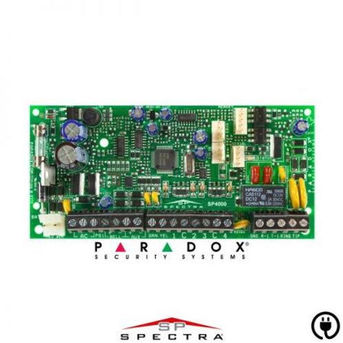 Centralė Paradox SP4000