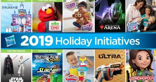 Hasbro Sinks 17% - Tariffs Negatively Impact Q3 Results