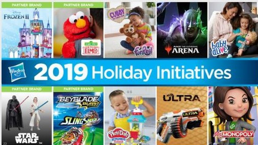 Hasbro Sinks 17% - Tariffs Negatively Impact Q3 Results