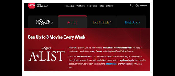AMC – Silver Lining of Movie Pass' Collapse