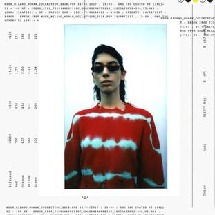MSGM polaroid