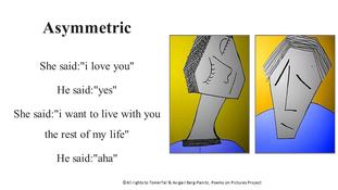 Assymetric