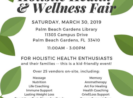 we are part of the Holistic Health Connections