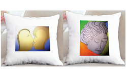 kiss goodnight pillow