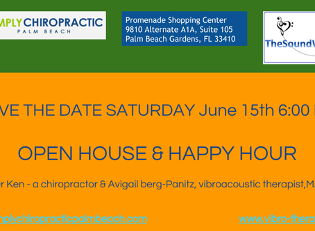 Happy Hour and Open House - Alignment and Attunemnet