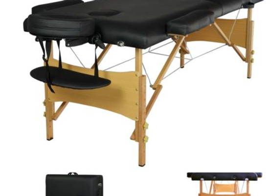 Massage Table with Vibroacoustic Therapy