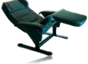 VAT Clinic recliner