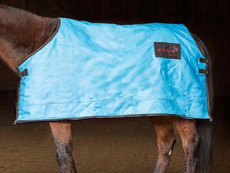 Press Release - We manufacture Horsevib Blanket in USA