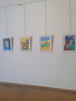 Tomer Tal exhibition overview