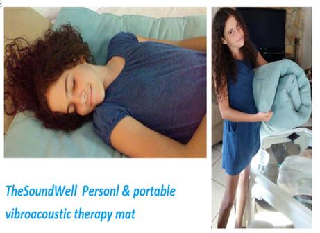 Unwindme Portable & personal Mat
