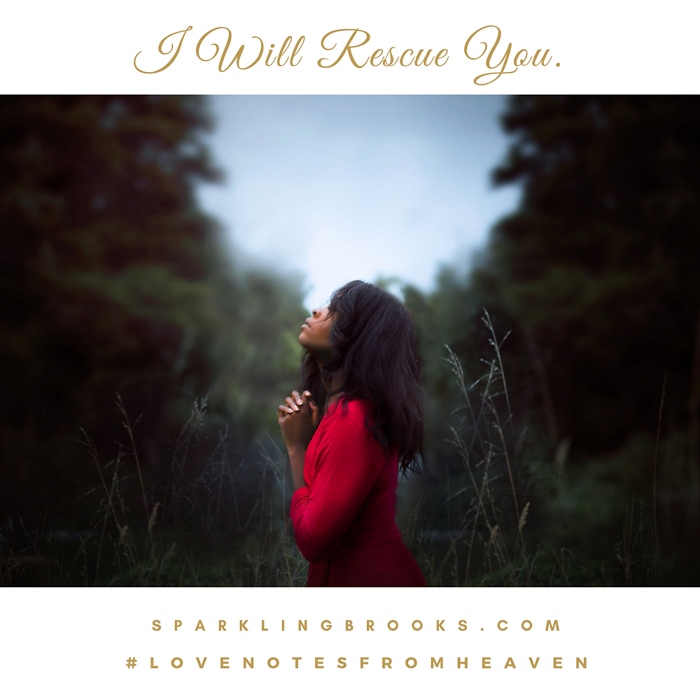 Love Note - I Will Rescue You