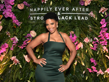 Nappily Ever After Premieres on Netflix