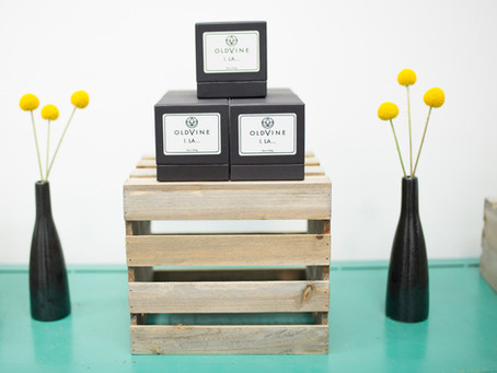 Artisanal Candles by Oldvine Florals