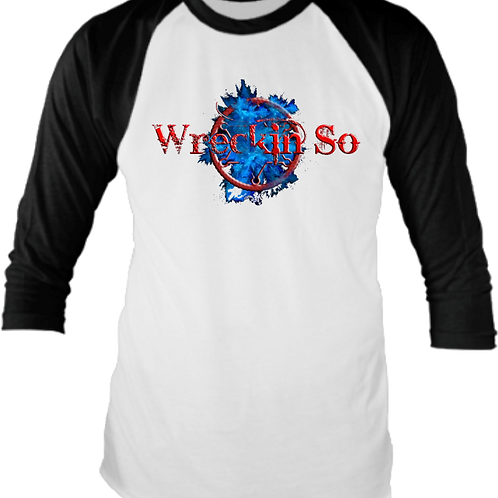 Wreckin' So Long Sleeve Shirt (alternate logo)