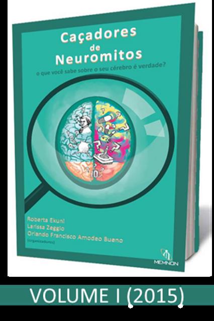 Livro Caçadores de Neuromitos Volume 1