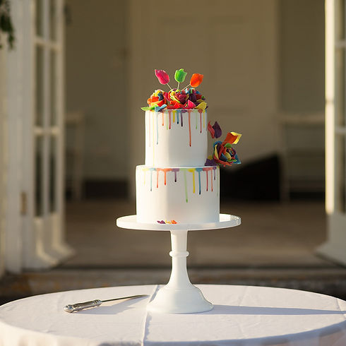 wedding cake 1 Cheeky Cake Company in Plymouth.jpg