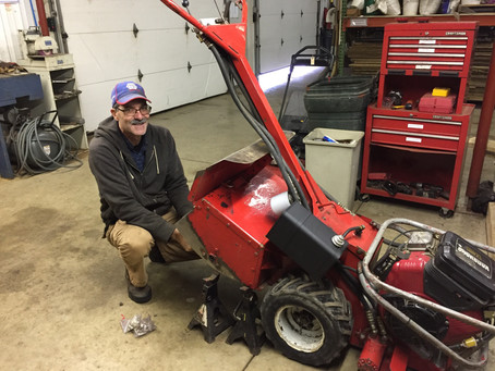 Need Mower, Tiller or Small Engine Repair?