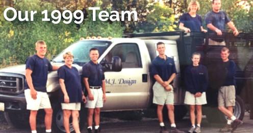 M.J. Design's 1999 team