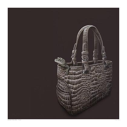 SECOND-HAND BAG | Certified Art Giclée