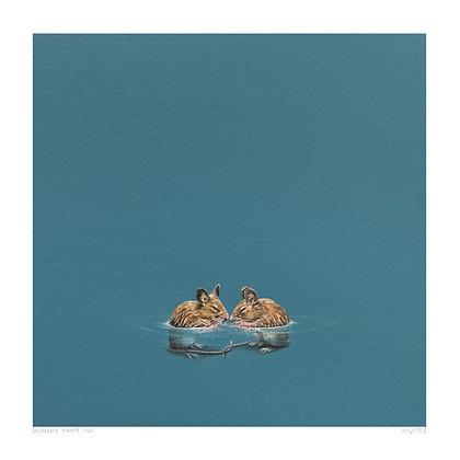 DESPERATE STRAITS | Certified Art Giclée