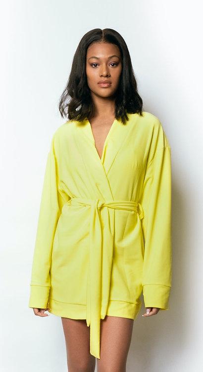 Lemon Zest Robe