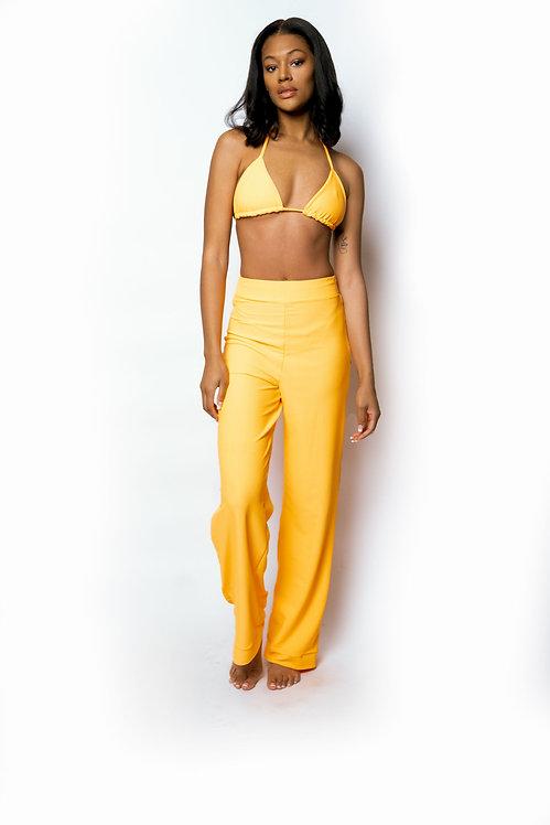 Orange Citrus Pant