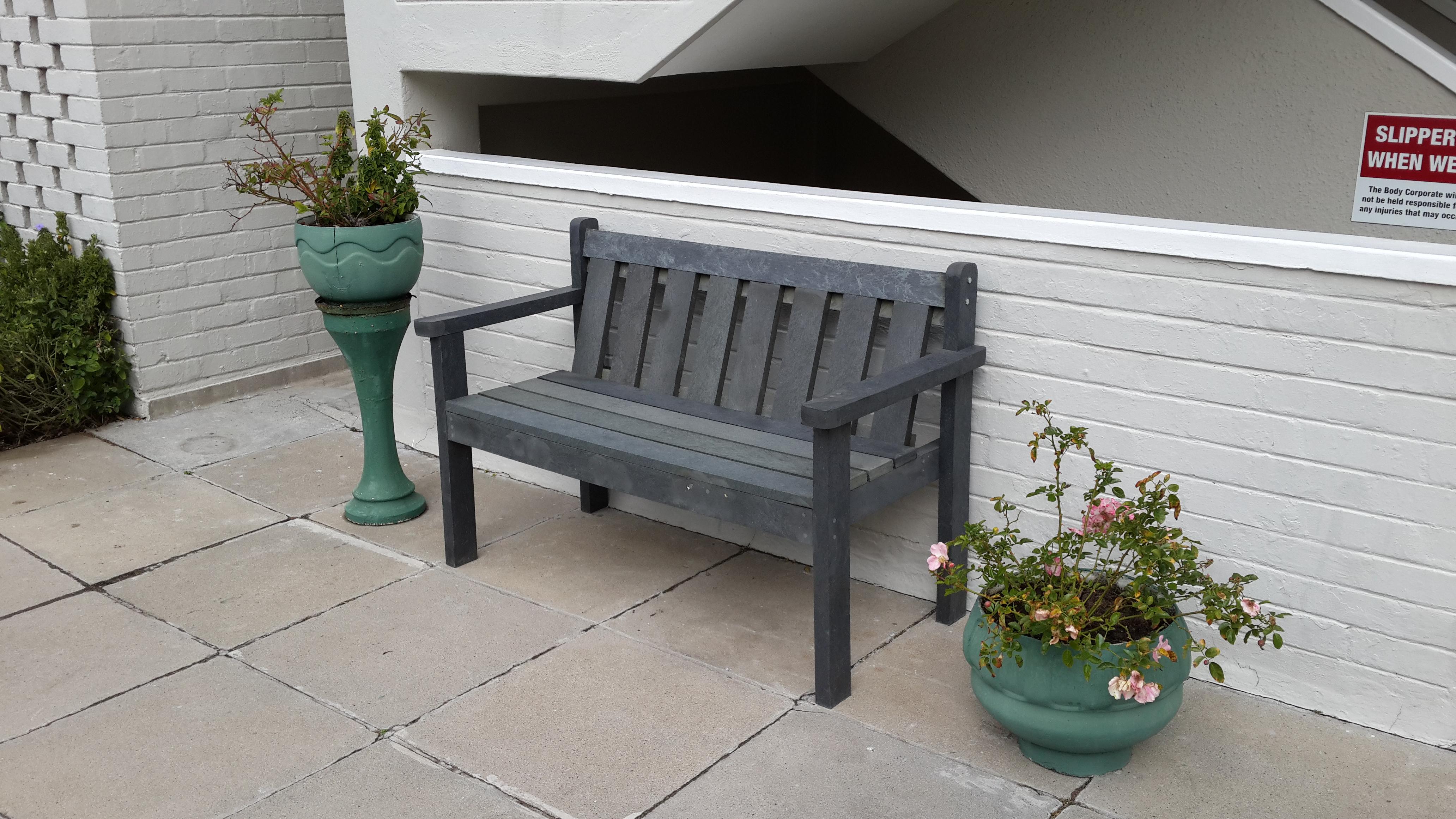 2 Seater King Bench