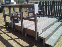 Patio Decking and Furniture